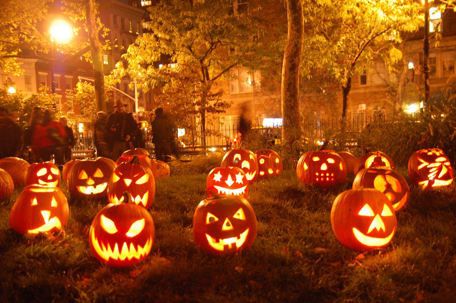 Halloweenparty 2018