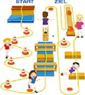Rückblick Spenden-Kinderolympiade